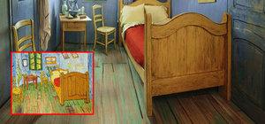 'Yatak Odası'nda bir gece 10 dolar