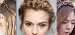 Kısa saçlı kadınlar için örgü modelleri...