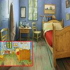 'Van Gogh'un Yatak Odası'nda bir gece 10 dolar