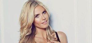 Heidi Klum kendi iç çamaşırı markasının çekimlerini üstlendi