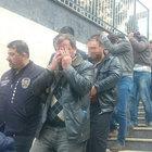 İstanbul'da çaldıkları kamyonetleri, Suriye'de sattılar