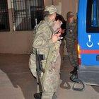Kilis'te askeri yasak bölgede 10 kişi yakalandı