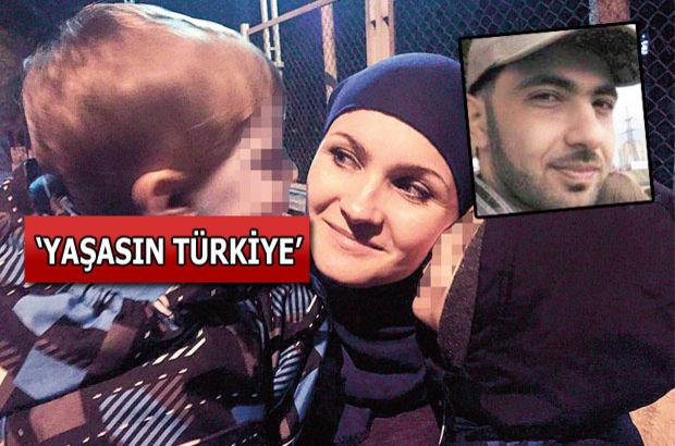 DAEŞ'li baba kaçırdı, Rus anne Mersin'de kavuştu!