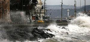 İstanbul'da haftasonu hava durumu