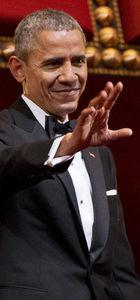 Obama'dan Sevgililer Günü mesajı