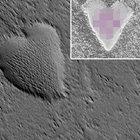 Mars'taki sevgiliden Sevgililer Günü mesajları!