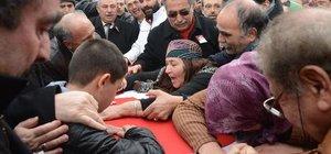 Şehit Kemal Yılmaz son yolcuğuna uğurlandı