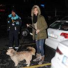 Hande Subaşı'nın tesellisi köpeği