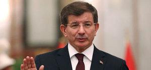 Başbakan Davutoğlu'dan 'YPG' açıklaması