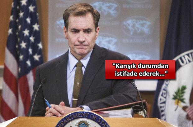 ABD'den YPG'ye uyarı