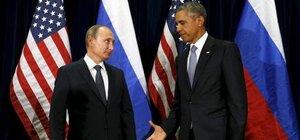 Obama ile Putin telefonda Suriye'yi konuştu