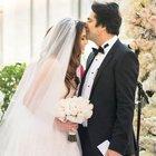 Mahsun Kırmızıgül Ece Binay ile ABD'de evlendi