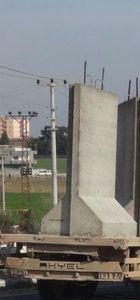 Suriye sınırına 3 metrelik  beton duvar örülüyor