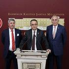 Meclis Başkanı çağrıda bulundu, CHP şartını açıkladı