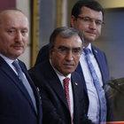 "CHP VE MHP'DEN BENZER AÇIKLAMA: ""BAŞKANLIK"""