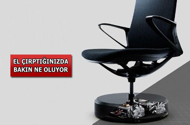 Nissan akıllı sandalye