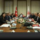 Dağılan Anayasa Uzlaşma Komisyonu'nda konuşulanlar tutanaklarda