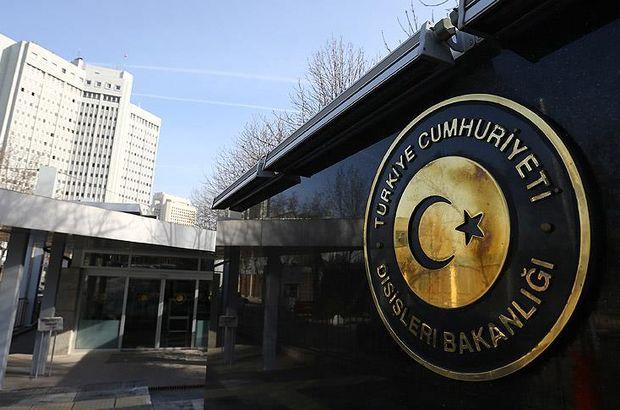 Ankara'da sıcak saatler! Büyükelçiler Dışişleri'ne çağrıldı