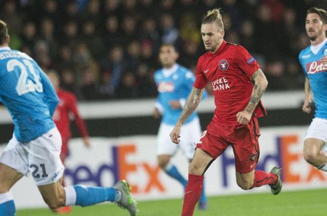 UEFA, haftanın 11'ini açıkladı. Listede F.Bahçeli isim de var