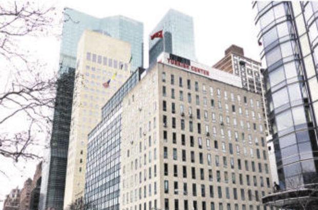 Dışişleri Bakanlığı'ndan gelen açıklamaya göre New York'a çok amaçlı hizmet için