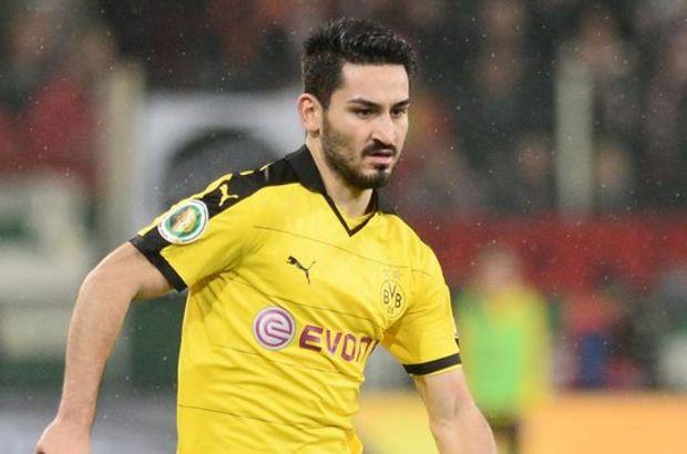Borussia Dortmund'dan İlkay tepkisi