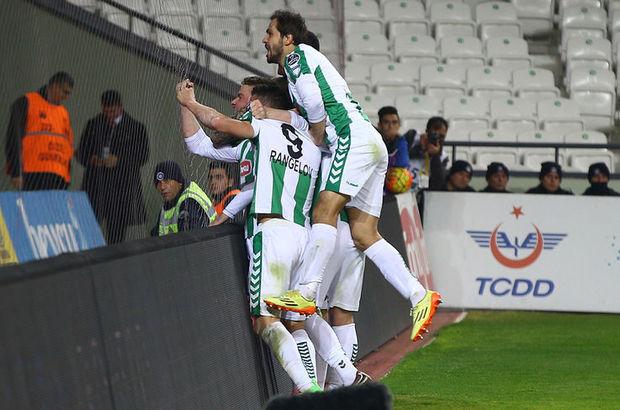 Torku Konyaspor: 2 - Medicana Sivasspor: 1