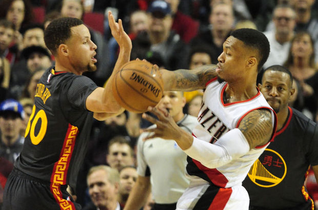 Portland Trail Blazers: 137 - Golden State Warriors: 105