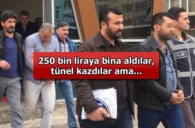 Kocaeli'de akaryakıt çaldığı belirlenen 5 kişi gözaltına alındı
