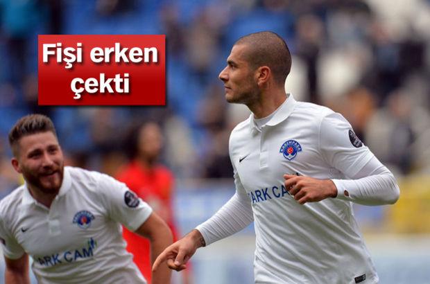Kasımpaşa: 2 - Eskişehirspor: 1 (MAÇ SONUCU)