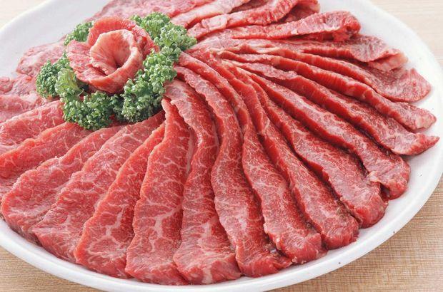 Kırmızı et üretiminde dev artış