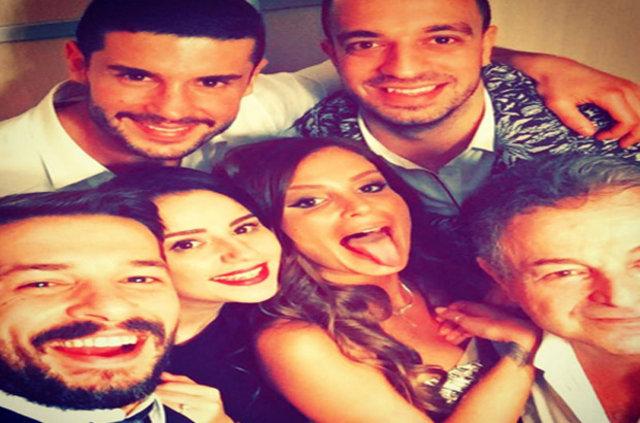 Berk Oktay sevgilisi Merve Şarapçıoğlu ile nişanlandı