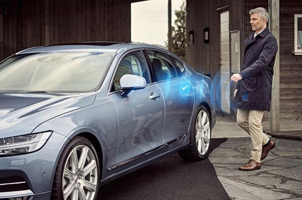 Otomobillerde yeni teknoloji!