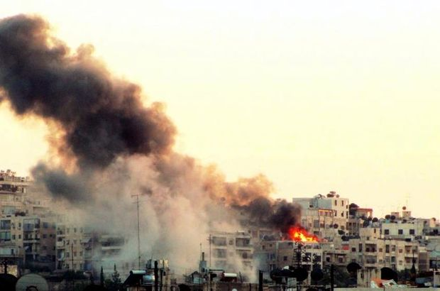 Humus'ta bombalı saldırı: 46 ölü