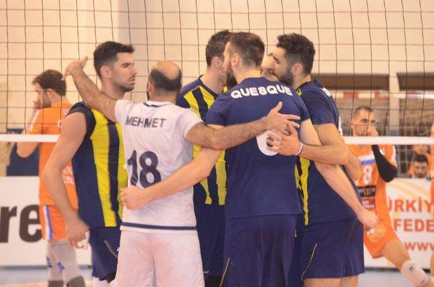 İnegöl Belediyespor: 1 - Fenerbahçe: 3