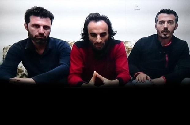 Mardin'de PKK'nın kaçırdığı Anadolu Ajansı muhabiri 3 kişi serbest bırakıldı