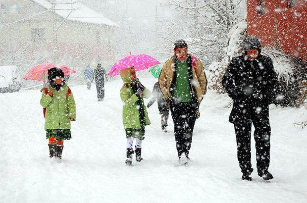 Tokat ve Sivas'ta okullar tatil mi? 22 Şubat okullar tatil mi?