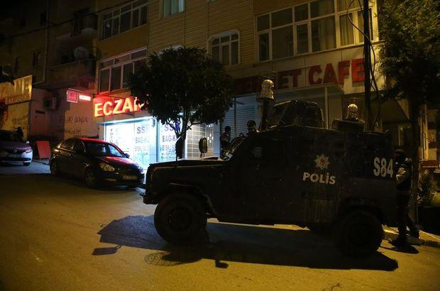 Sultangazi'de silahlı hırsız eczacıyı etkisiz hale getirip nöbetçi eczane soydu