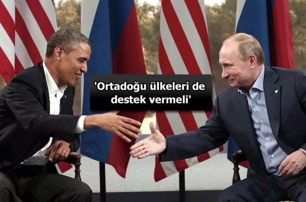 Putin ve Obama Suriye anlaşmasını onayladı
