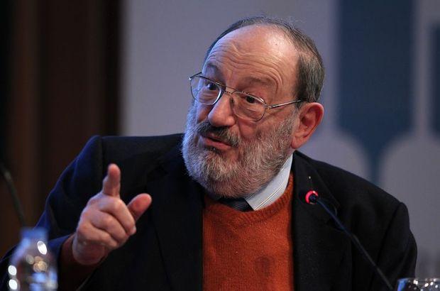 Umberto Eco'nun dergi yazıları kitap oluyor