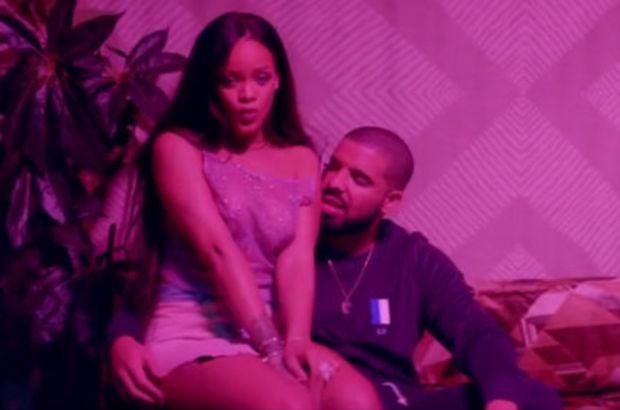 Rihanna'nın Work şarkısına çektiği klip yayınlandı