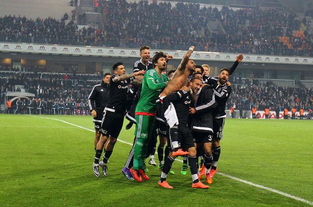 Beşiktaş'tan tarihi performans