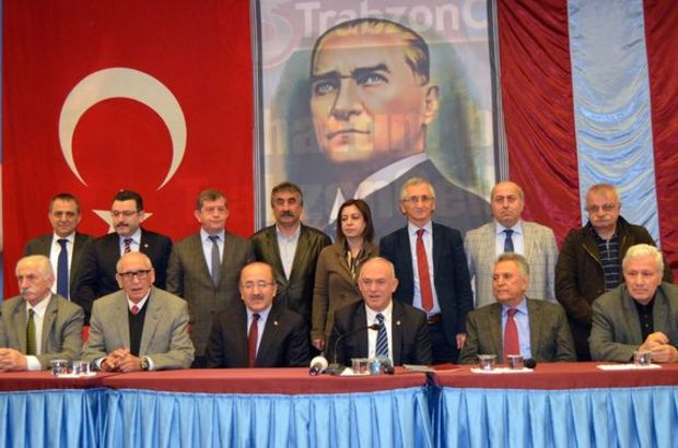 Trabzonspor'dan deklarasyon: