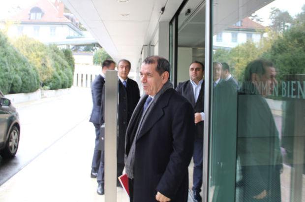 Galatasaray'ın UEFA ile kritik görüşmesi başladı