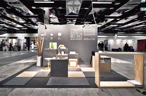 Stockholm Tasarım Haftası'nda 'korse'