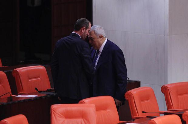 MHP'li ve HDP'li vekil kafa tokuşturdu
