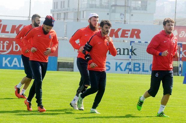 Trabzonspor'da Osmanlıspor maçı hazırlıkları