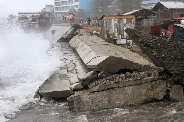 Deniz seviyesindeki artış hızı son 28 asrın en yüksek seviyesine ulaştı.