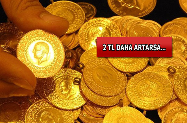 Çeyrek altın fiyatları bugün ne kadar? 24.02.2015