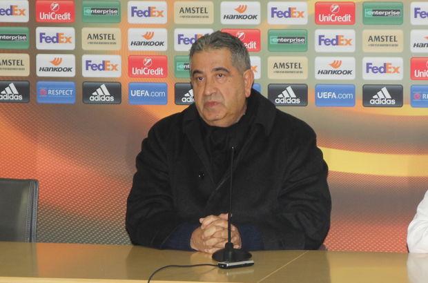 Mahmut Uslu, Lokomotiv Moskova maçı öncesi açıklamalarda bulundu