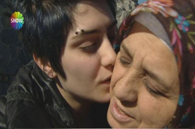 Kayıp haberini Show Haber'de izleyen Dilek, evine döndü